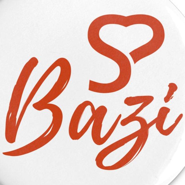 Bazi Button für Single-Schlingel