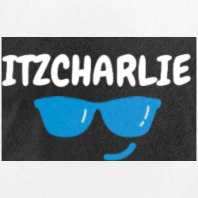 ITZCHARLIE BADGES/BUTTONS