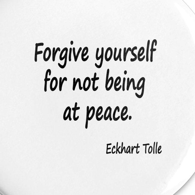 Forgive Yourself