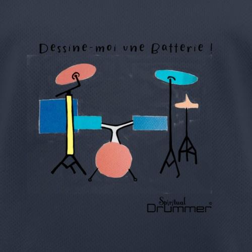 Azia Drum - Kids Functional T-Shirt
