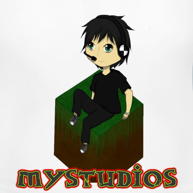 Mystudios Ansteck Button
