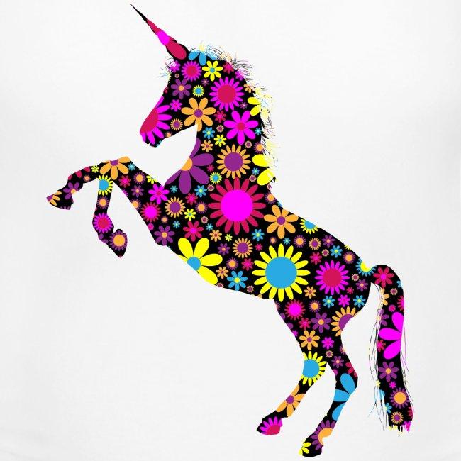 Unicorn-Floral