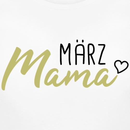 Mama Babybauch schwanger März