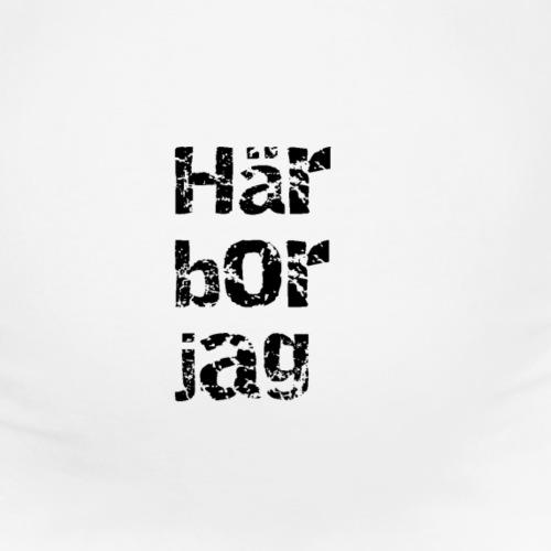 härborjag - Gravid-T-shirt dam