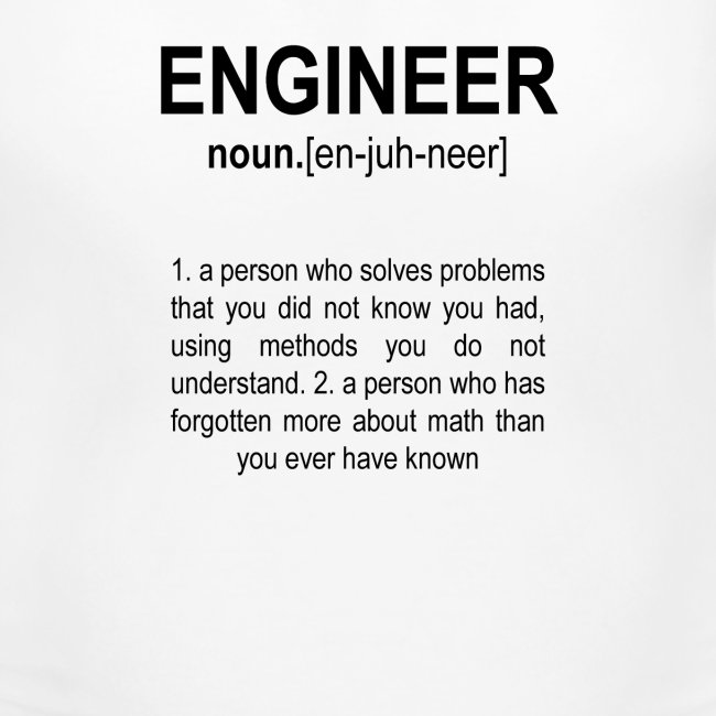 """Engineer"" Def. 2 Black"