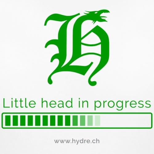 Little head in progress - T-shirt de grossesse Femme