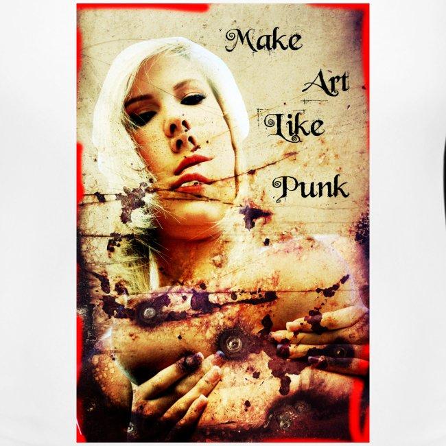 Make Art Like Punk