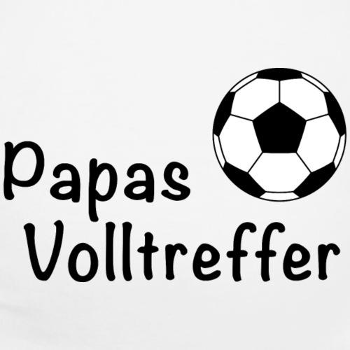 Fußball Papas Volltreffer, Babybauch, schwanger
