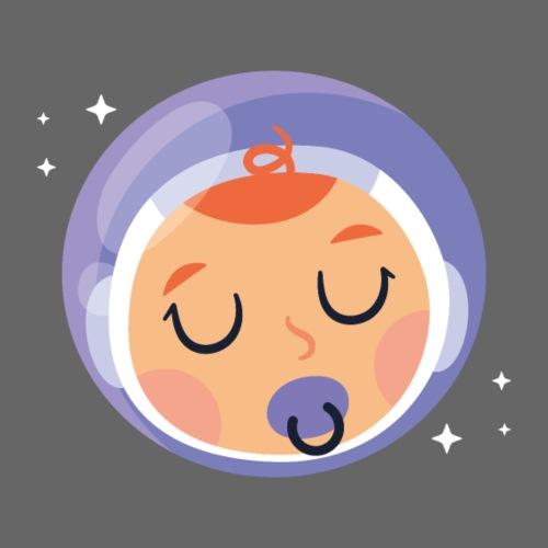 Astronauten Junge Schwangerschaft Umstandsmode - Frauen Schwangerschafts-T-Shirt
