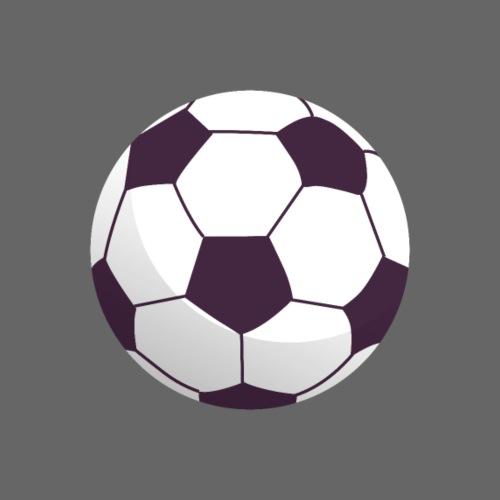 Baby Fußball Schwangerschaft Umstandsmode - Frauen Schwangerschafts-T-Shirt