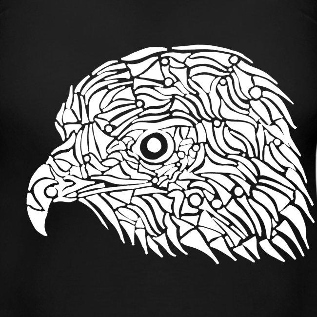aigle royal blanc