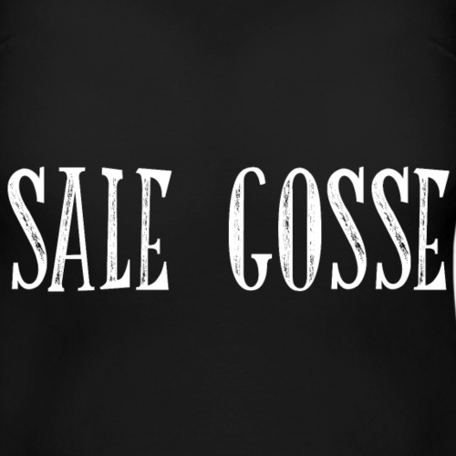 Sale Gosse - T-shirt de grossesse Femme
