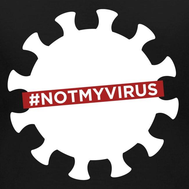 NotMyVirus White