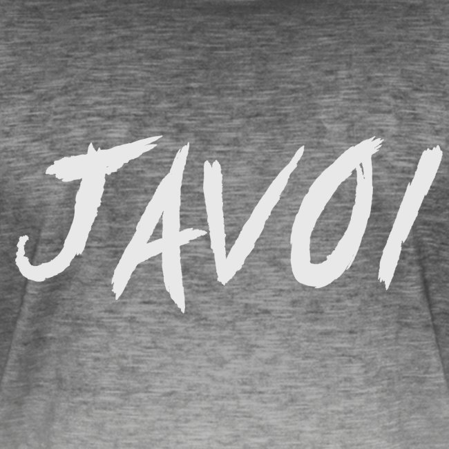 JAVOI graffiti text