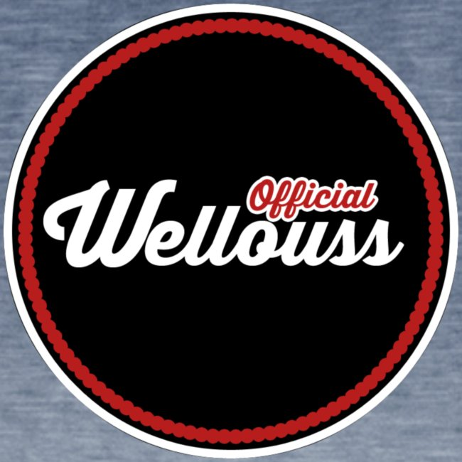 Wellouss Fan T-shirt | Rood