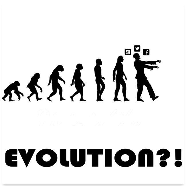 Evolution social media