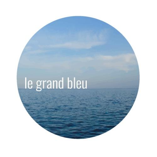 LE GRAND BLEU - Poster 60x60 cm