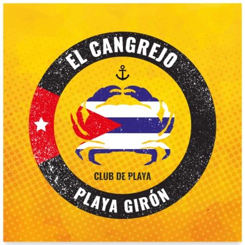 EL CANGREJO - Poster 60x60 cm