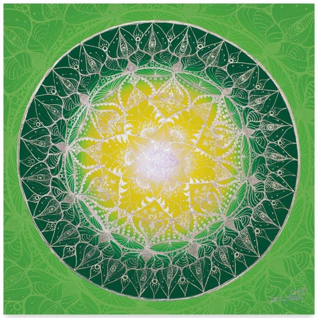 """SoulArt Mandala """"Heilungs-Mandala"""""""