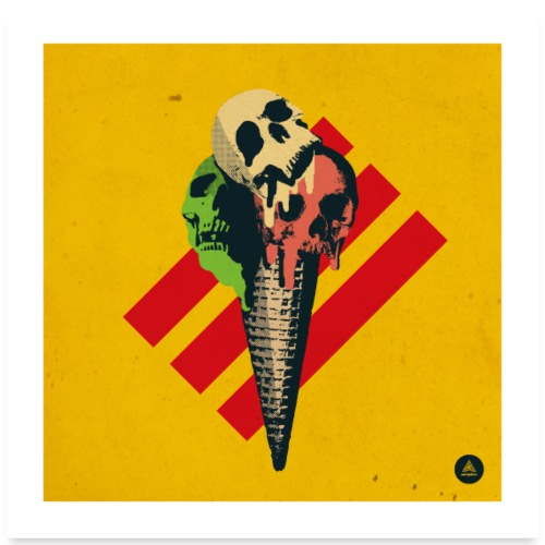Deadly Sweet - Poster 24 x 24 (60x60 cm)