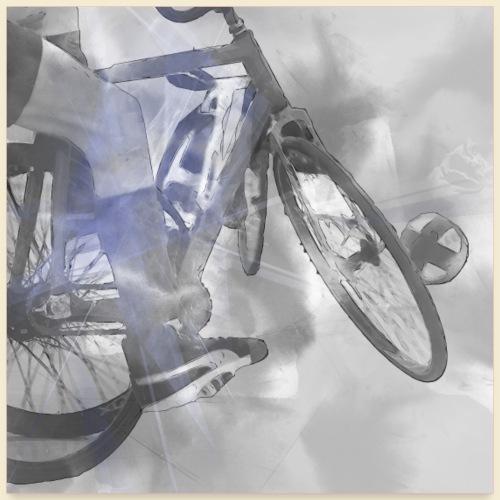 Poster | Radball | Cycle Ball 09 - Poster 60x60 cm