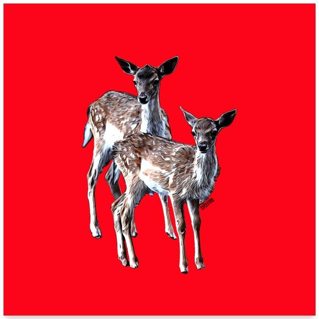POPIIZERO - THE BAMBIS RED