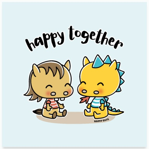 """Happy Together"""