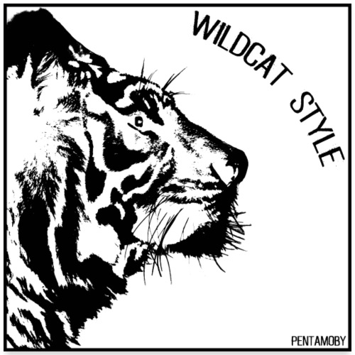 WILDCAT STYLE (poster) - Poster 60x60 cm