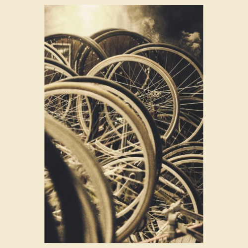 Poster | Radball | Cycle Ball 01 - Poster 20x30 cm