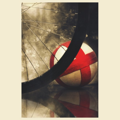 Poster | Radball | Cycle Ball 02 - Poster 20x30 cm