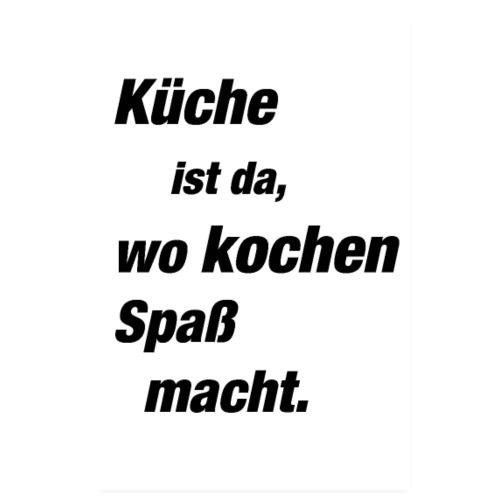 Küche (Poster) - Poster 20x30 cm