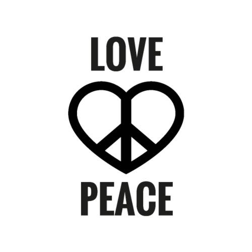 LOVE & PEACE - Poster 20x30 cm