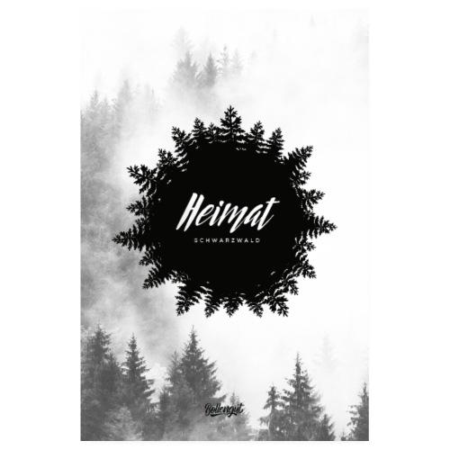 Heimat - Schwarzwald - Poster 20x30 cm