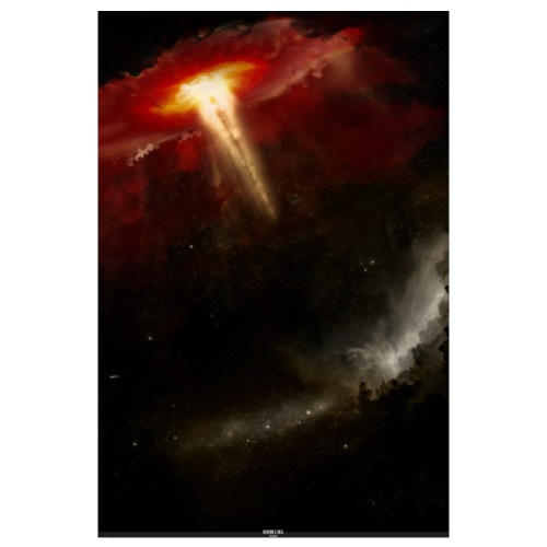 Heaven Hell - Poster 20x30 cm