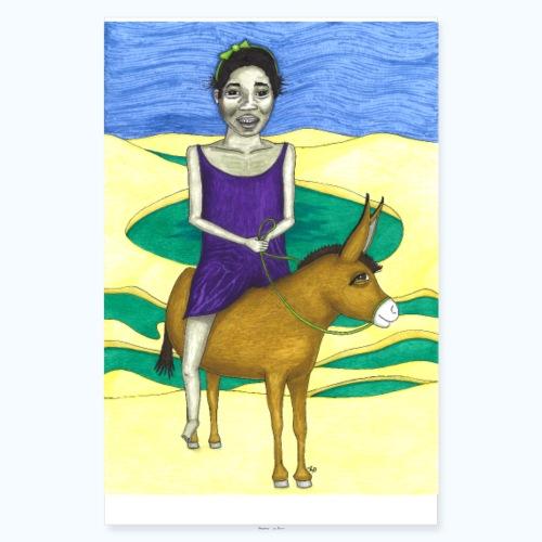 Roamer POSTER - Poster 20x30 cm