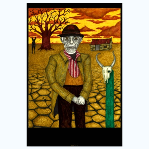 Solitude POSTER - Poster 20x30 cm