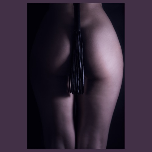 Spank me - Poster 20x30 cm
