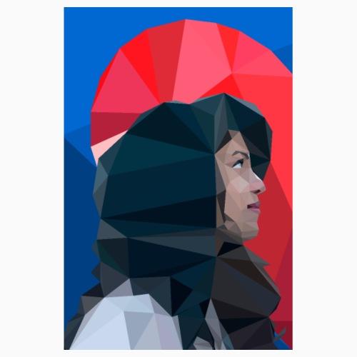Kalahalfheart - Poster 8 x 12