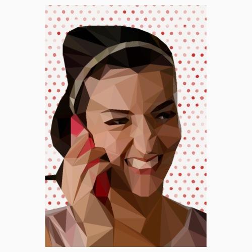 Daniella - Poster 8 x 12 (20x30 cm)