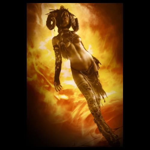Demon - Poster 8 x 12