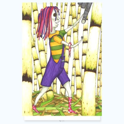 Sugar POSTER - Poster 20x30 cm
