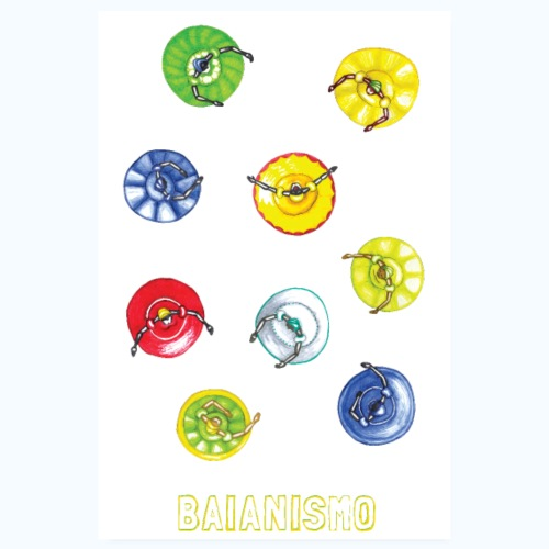 Baianismo POSTER - Poster 20x30 cm
