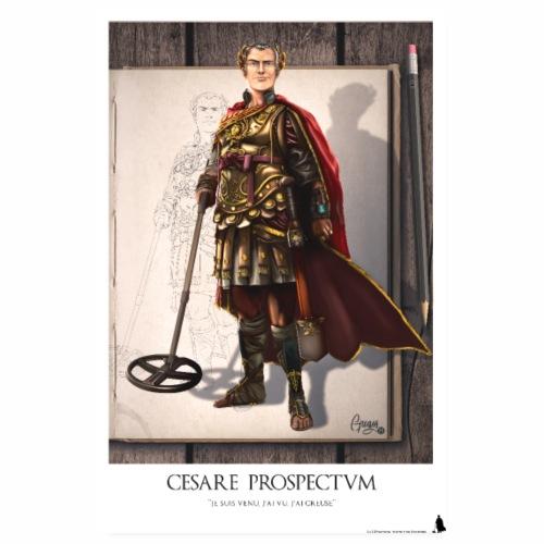 CESARE PROSPECTVM - Poster 20 x 30 cm
