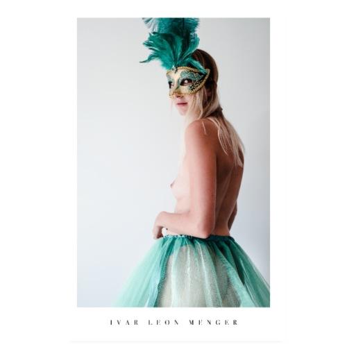 Sofie – Burlesque - Poster 20x30 cm