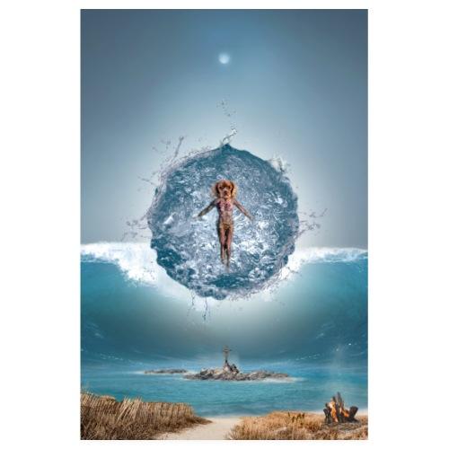 Summer - Poster 20x30 cm