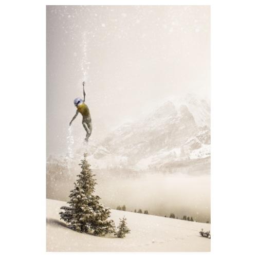 Winter - Poster 20x30 cm