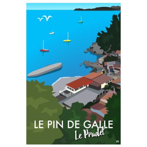 Le Pin de Galle - Le Pradet - Poster 20 x 30 cm