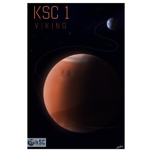 KSC1 - Viking - Visuel officiel du challenge