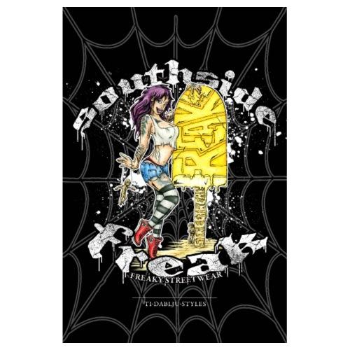 Poster Southside freak - Poster 20x30 cm