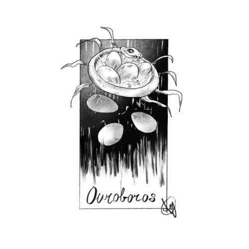 Uroboro - Poster 20x30 cm